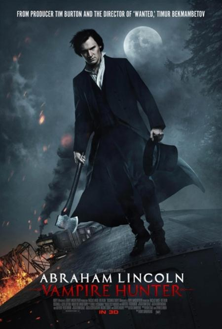 Abraham Lincoln: Vampire Hunter 2012 Hindi-Dubbed Movie Watch Online