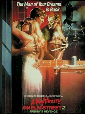 A Nightmare on Elm Street Part 2 (1985)