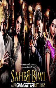Saheb Biwi Aur Gangster Returns (2013) 375MB DVDRip