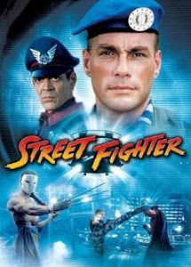 Street Fighter (1994) BRRip 420p 300MB Dual Audio