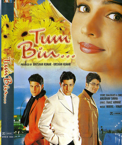 Tum Bin (2001) Hindi Movie HDRip 400MB 420P