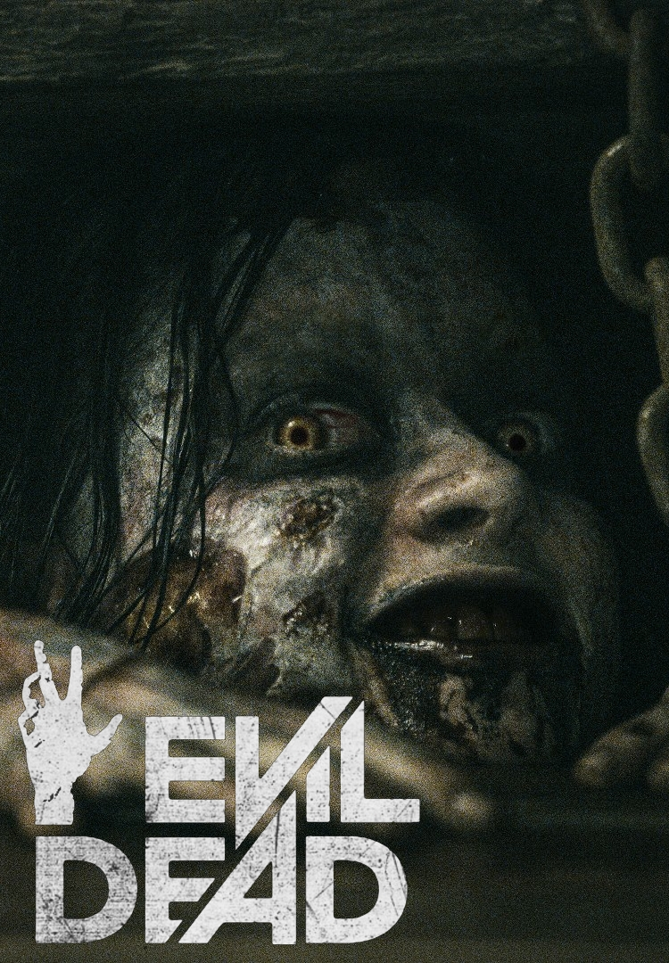 Evil Dead (2013) 300MB BRRip 420p Dual Audio