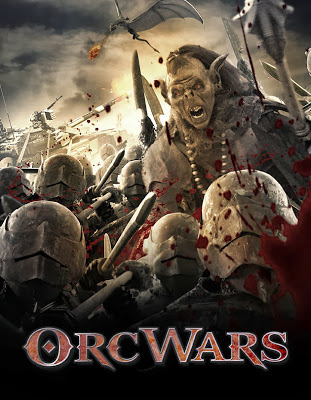 Orc Wars (2013) English BRRip 720p HD