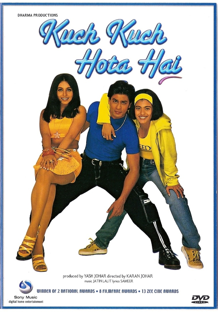 Kuch Kuch Hota Hai (1998) Bollywood Movie BRRip
