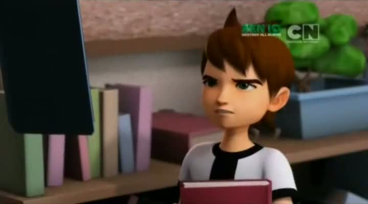 Ben 10: Destroy All Aliens (2012)