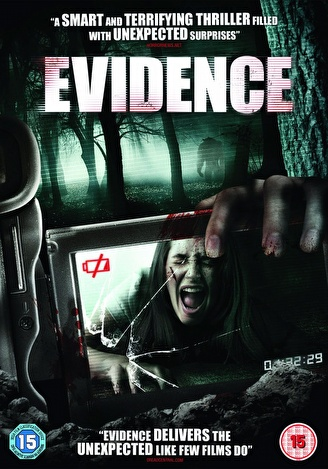Evidence (2013) English BRRip 720p HD