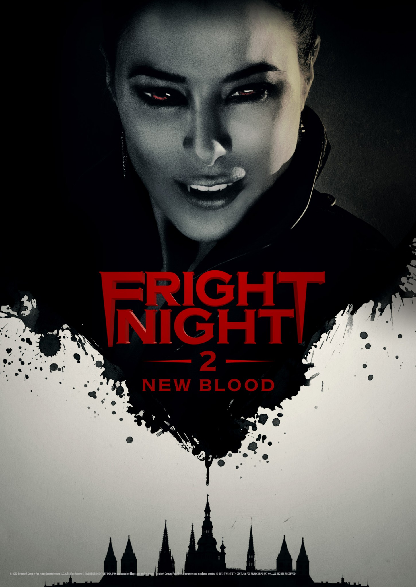 Fright Night 2 (2013) English BRRip 720p HD