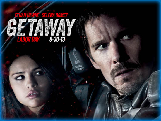Getaway (2013) English BRRip 720p HD