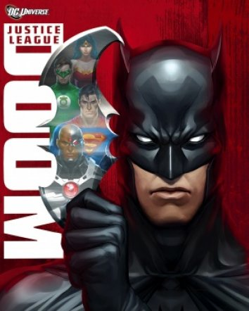 Justice League: Doom (2012) English Movie Brrip 720P