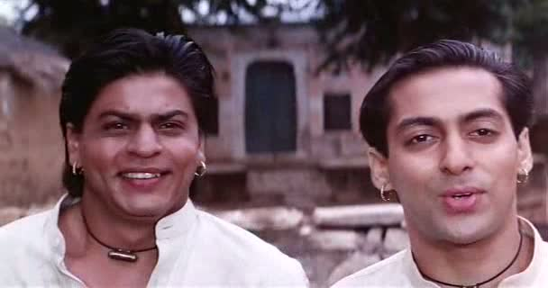 Karan Arjun (1995) Hindi Movie DVDRip