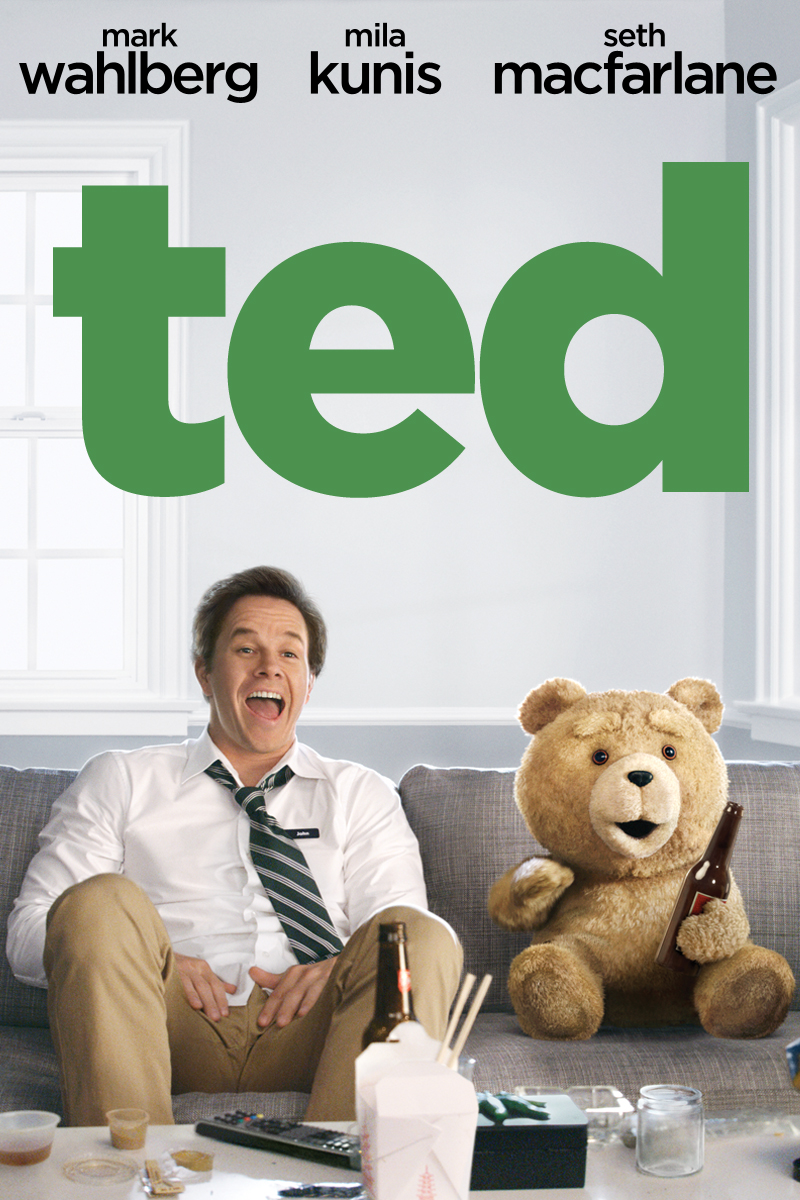 Ted (2012) Dual Audio BRRip 720P