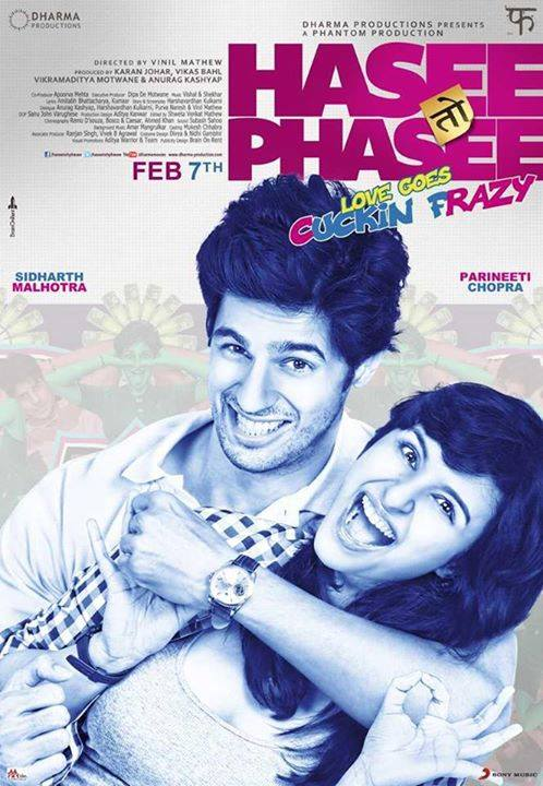 Hasee Toh Phasee 2014 Indian Movie Watch Online full movie for free