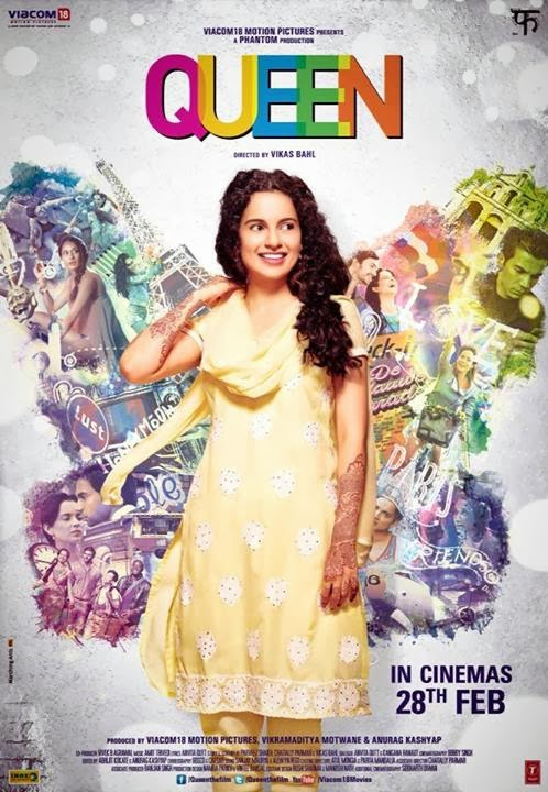 Watch Queen 2014 New Full Hindi Movie Watch online for free