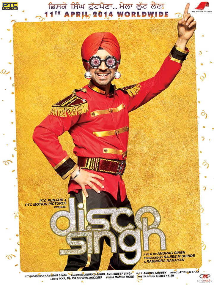 Disco Singh 2014 Watch Full Punjabi Movie Online For Free In HD