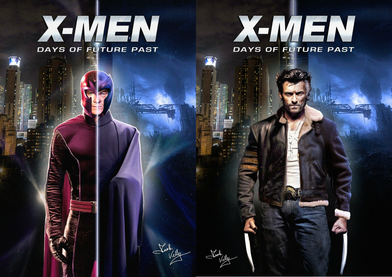 X  Men Days of Future Past (2014) Official Trailer 2 In HD
