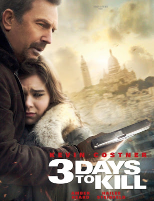 3 Days to Kill (2014) Dual Audio Watch Online In HD 1080p