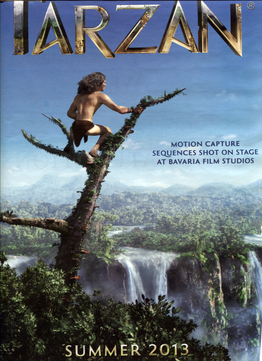 Tarzan 2013 Watch Full Movie Online For Free In HD 1080p
