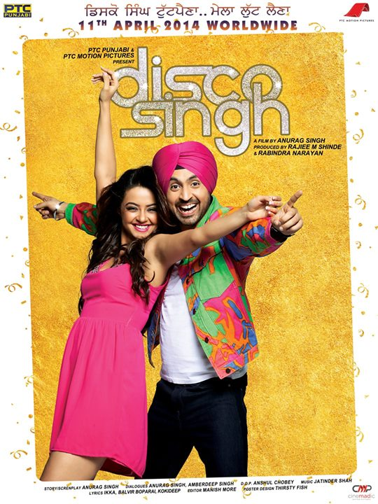 Disco Singh 2014 Punjabi Movie Watch Online For Free In HD 1080p