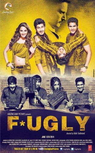 Fugly (2014) Full Hindi Movie Watch Online For Free IN HD 1080p