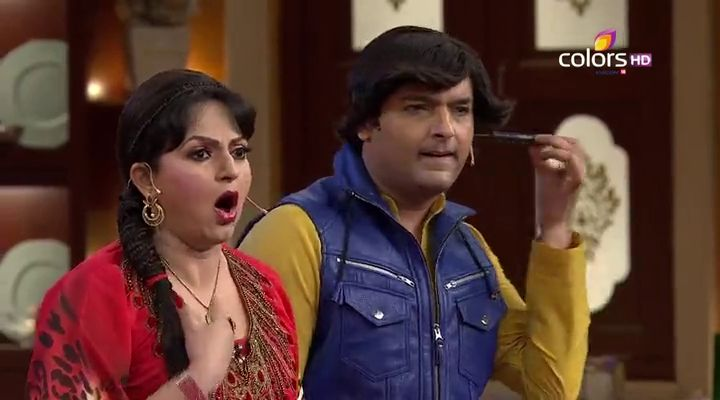 Comedy Nights With Kapil 12th july (2014)