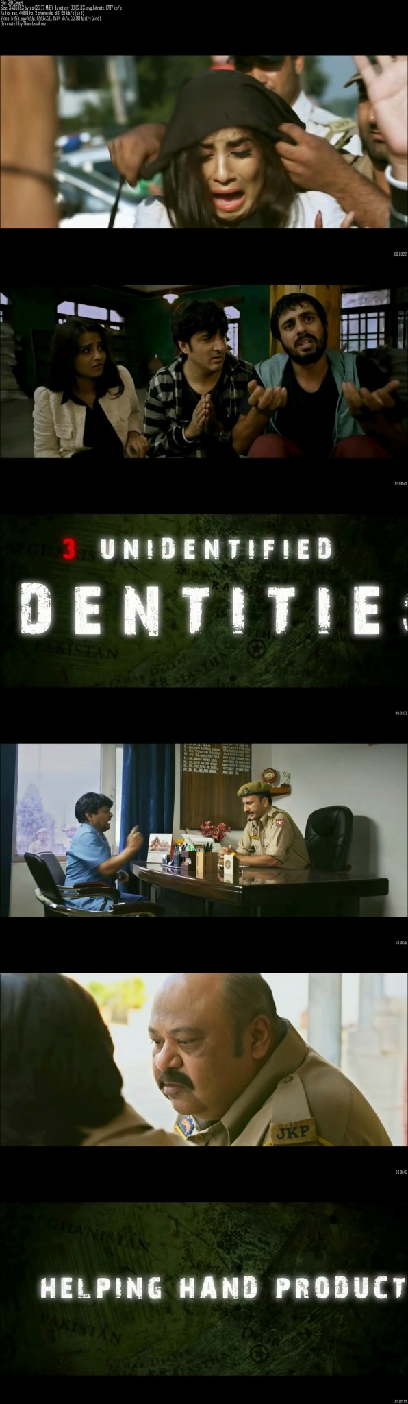 Identity Card  Ek Lifeline (2014)