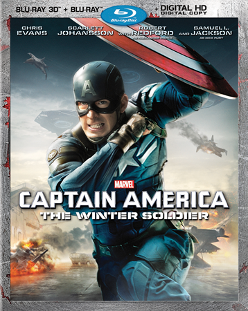 Captain America The Winter Soldier 2014 Dual Audio 350mb BluRay 1080p