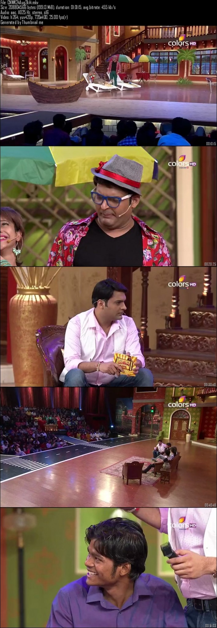 Comedy Nights With Kapil 24th August (2014)