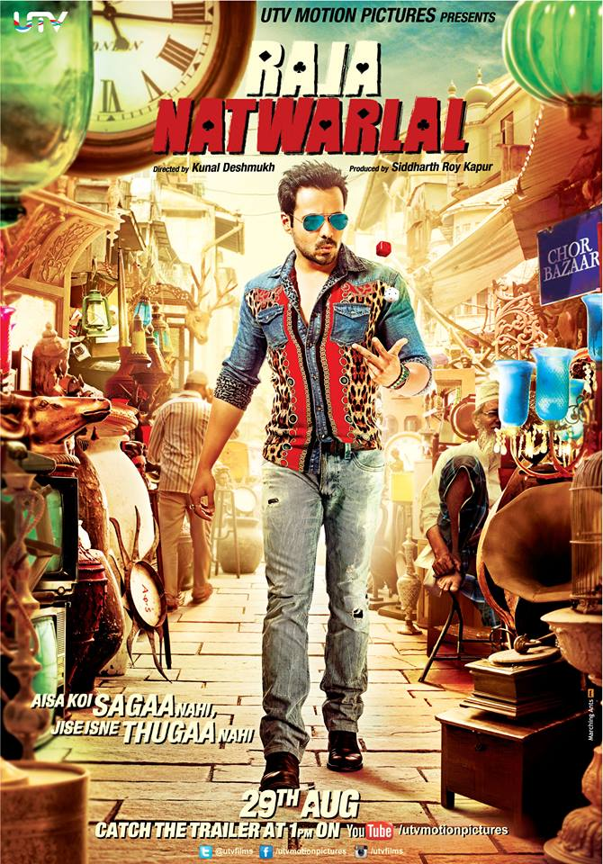 Raja Natwarlal (2014) Hindi Movie Free Download 720p