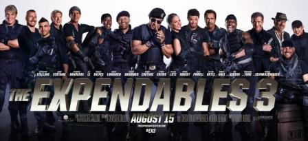 The Expendables 3 (2014) in Hindi Dubbed Movie Free Download In 300MB