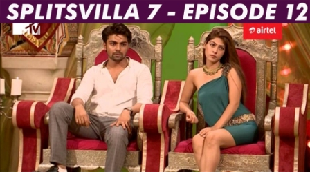 MTV Splitsvilla Season 7 (2014) 12th Episode 720P 250MB Free Download