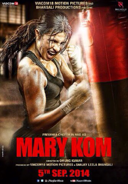 Mary Kom 2014 Untouched CAM 600MB Free Download