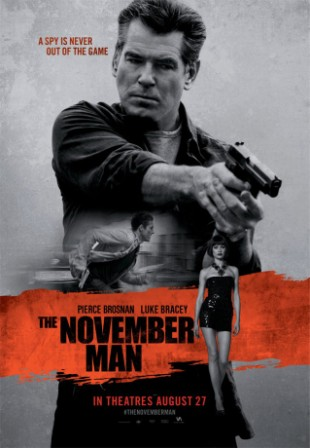 The November Man (2014) Hindi Dubbed