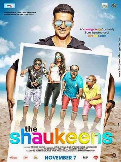 The Shaukeens 2014 Official Trailer 720p Download HD