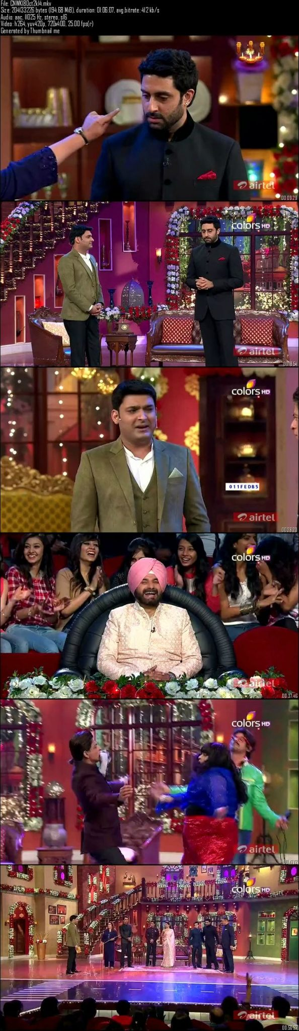 Comedy Nights With Kapil 18th October (2014)