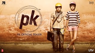 PK (2014) Hindi Movie Official Teaser Full HD 720p Free Download