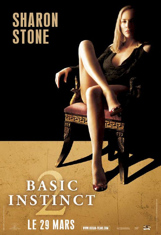 Basic Instinct 2 (2006) Hindi Dubbed Movie Free Download 480p 250MB