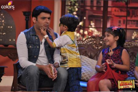 Comedy Nights With Kapil 22nd November (2014)