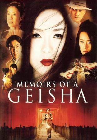 Memoirs of a Geisha (2005) Dual Audio Download 480p 200MB