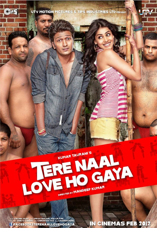 Tere naal Love Ho Gya (2012) Video Songs