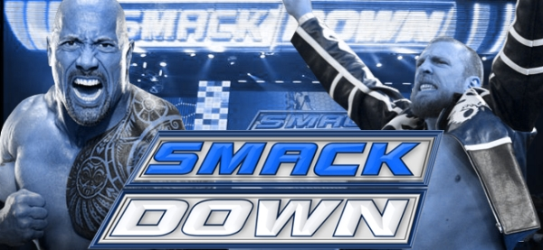 WWE Thursday Night SmackDown 15th January (2015)