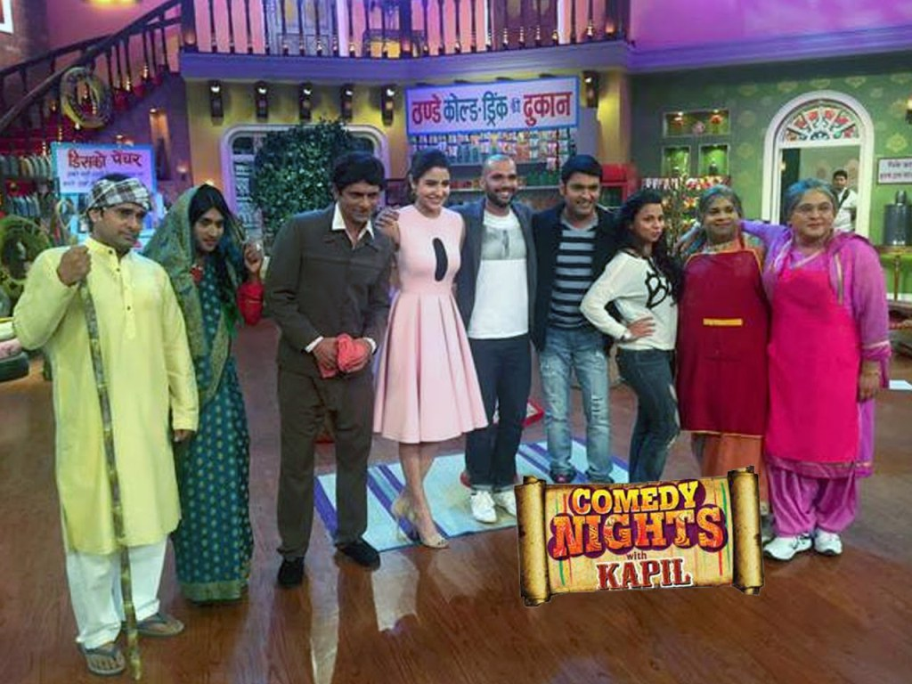 Comedy Nights With Kapil 8th March (2015)