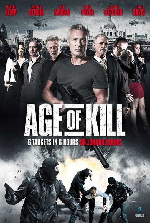 Age of Kill 2015 English 200mb 480p