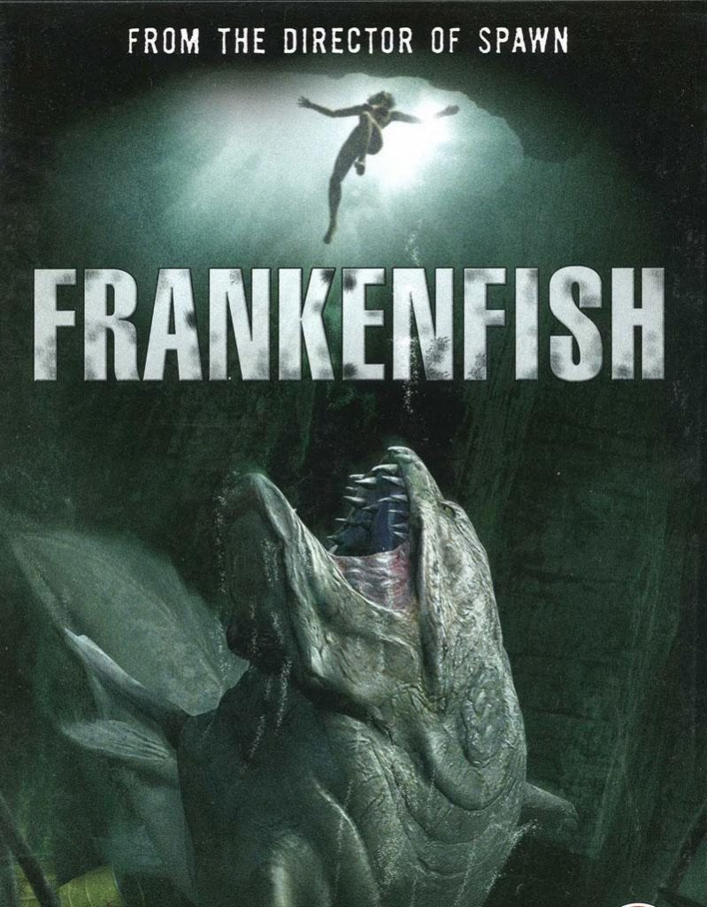 Frankenfish (2004) Dual Audio 480o 250MB