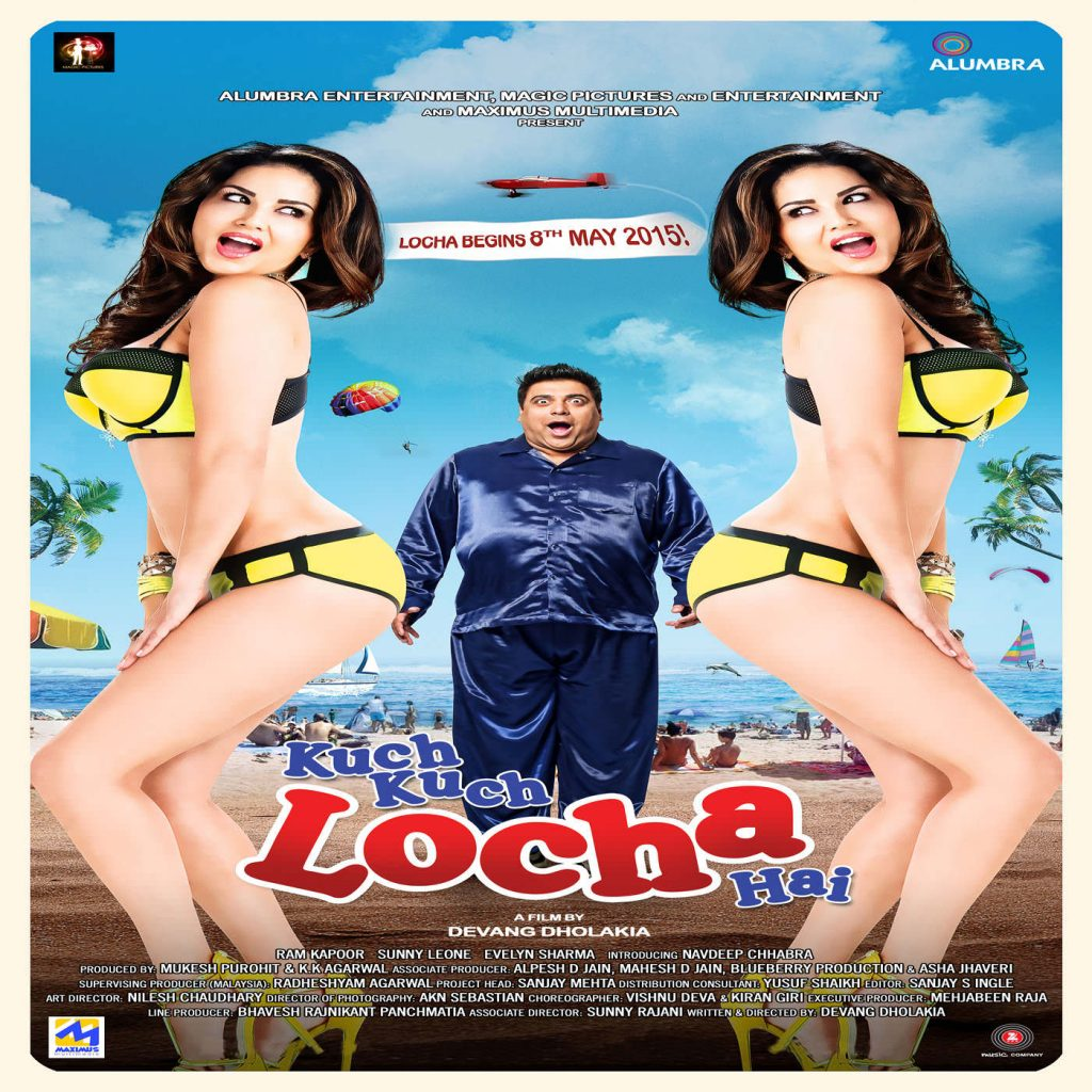 Kuch Kuch Locha Hai (2015) Hindi Movie 300MB