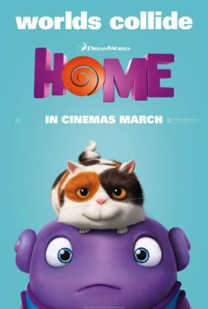 Home (2015) 225MB BRRip 480P English