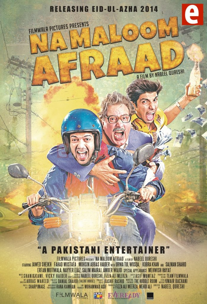 Na Maloom Afraad Full Movie Watch Online