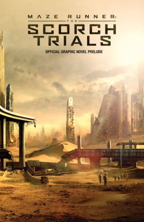 Maze Runner 2 The Scorch Trials (2015) Watch Movie Online HD