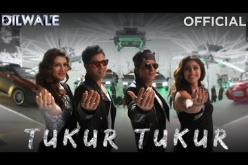 Tukur Tukur – Dilwale – HD Video Songs 720