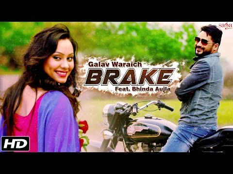 BRAKE – Punjabi Bullet Video HD Song 720p
