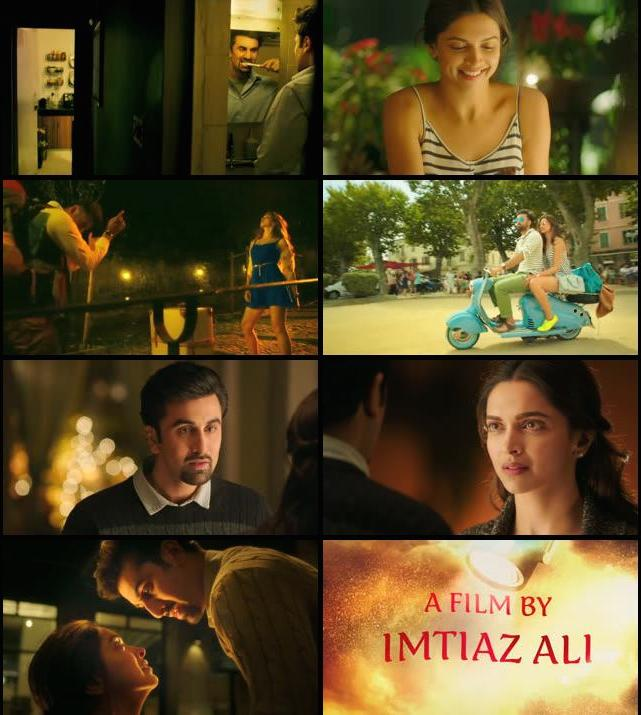 Tamasha 2015 Official Trailer 720p HD Download